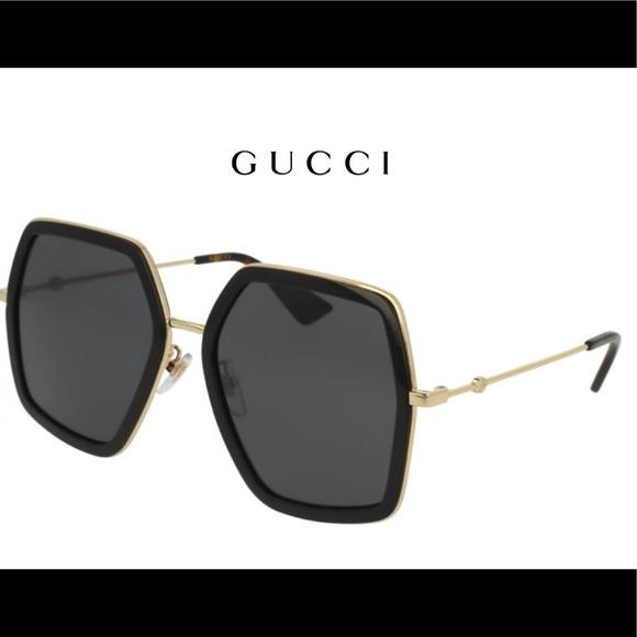 8202c9da2c54b Gucci 0106S Sunglasses 🕶